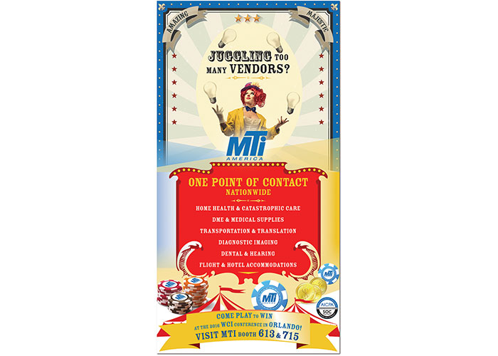 MTI Carnival Event Banner by Evolutions by Design