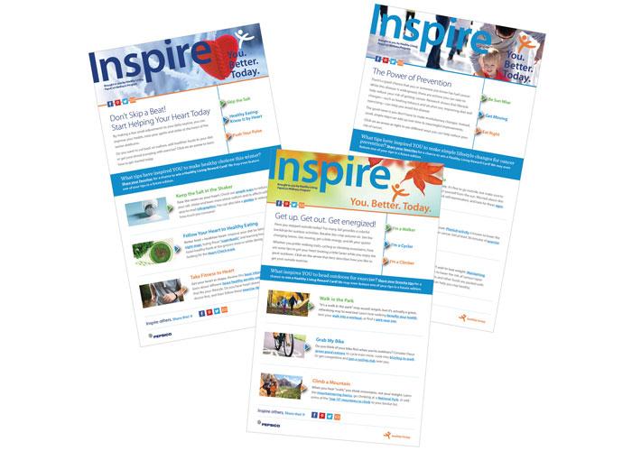 Inspire eNewsletters by Aon Hewitt