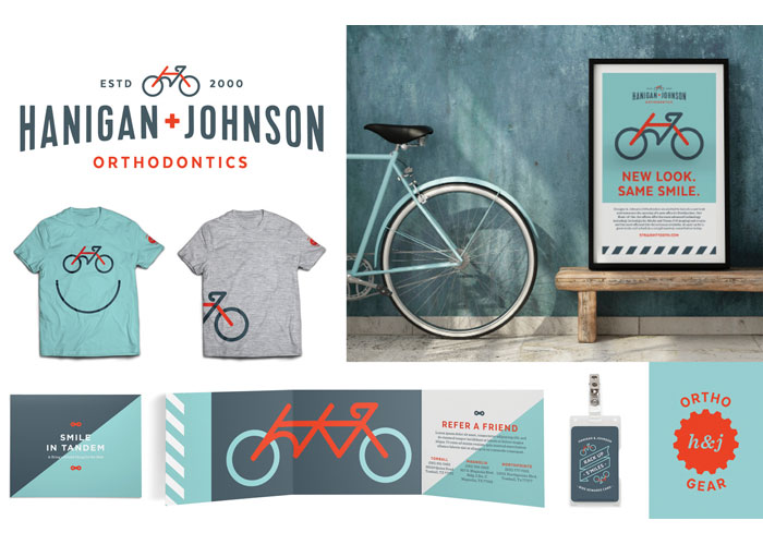 Hanigan & Johnson Brand Identity by Test Monki