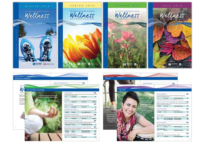 2016 Wellness Program Catalogs by Huntsman Cancer Institute