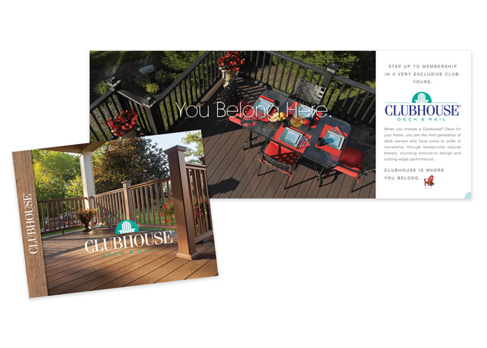Clubhouse Deck & Rail Brochure