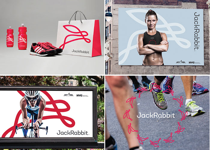 Finish Line's Running Specialty Group Retail Identity