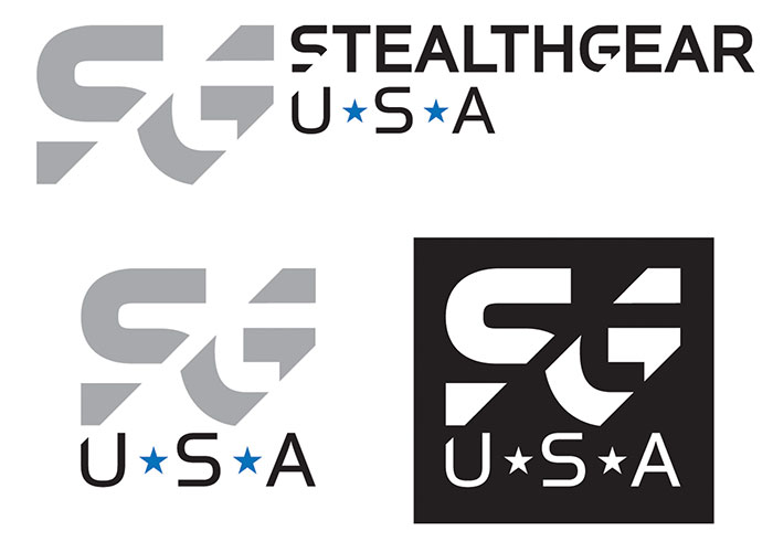 StealthGearUSA Logo and Logo Button