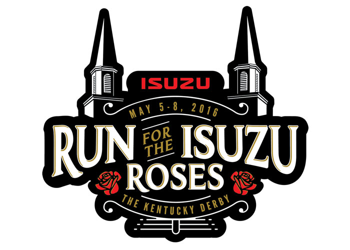 Run For The Isuzu Roses Identity