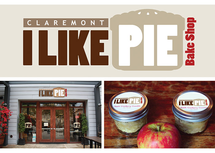 I Like Pie Branding Solution