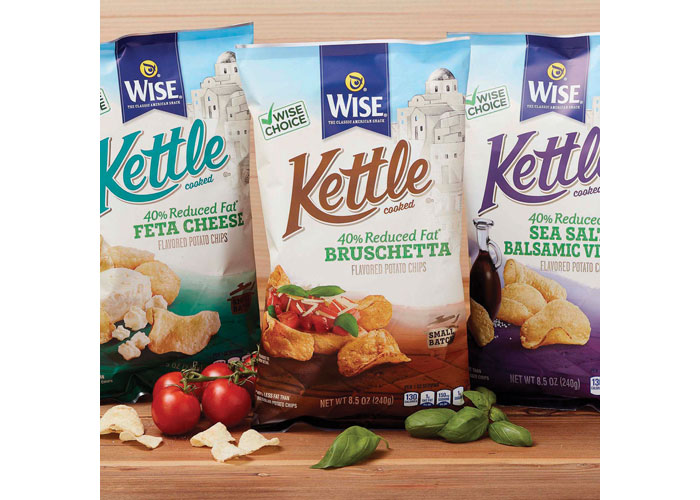 Wise Kettle Chips Package Design by Perspective: Branding