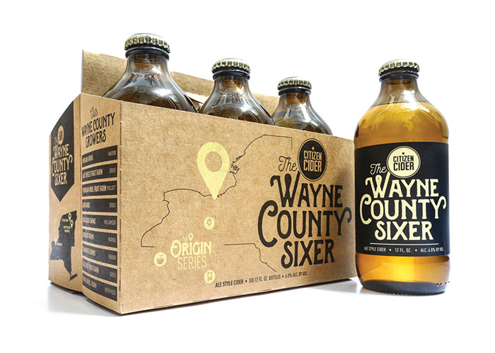 Citizen Cider Wayne County Sixer by Citizen Cider