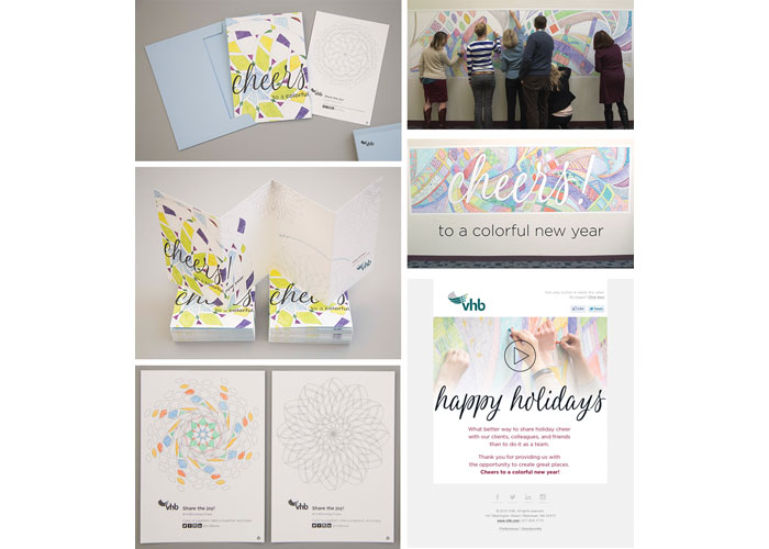 VHB Holiday Card and Video by VHB