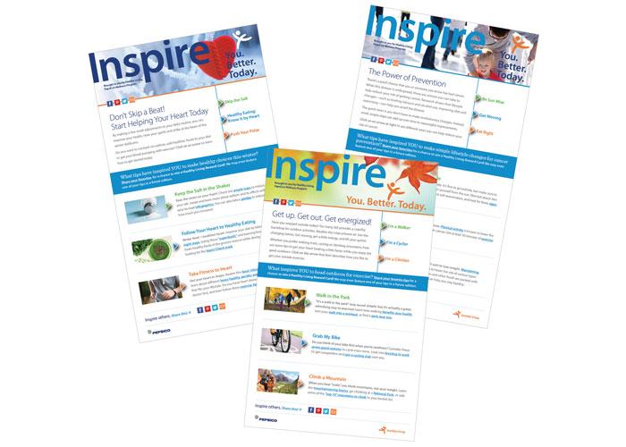 Inspire eNewsletters