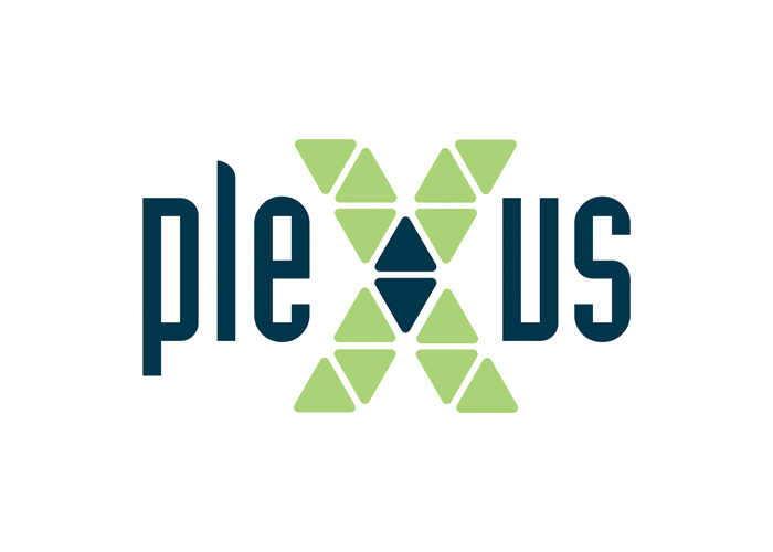 Plexus Logo & Mobile App Icon