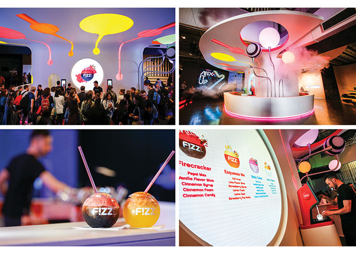 F!ZZ: Grab Life by the Bubbles! by PepsiCo Design & Innovation and Pepsi Foodservice