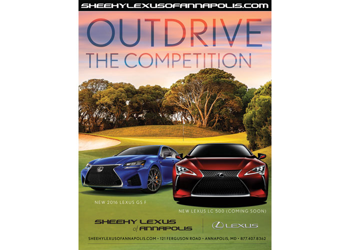 Out Drive The Competition Golf Ad by Sokal Media Group