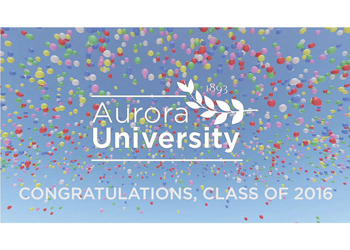 Aurora University Senior Memories by Aurora University