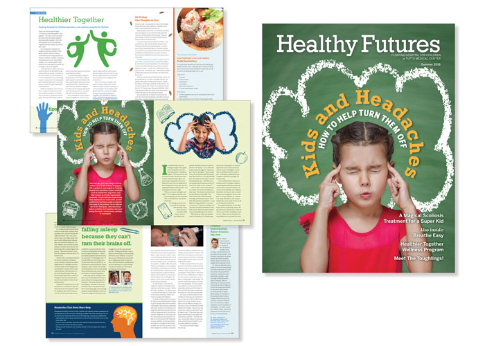 Healthy Futures Summer 2016 by Tufts Medical Center