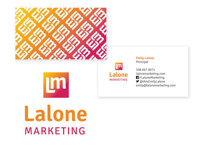Lalone Marketing Logo