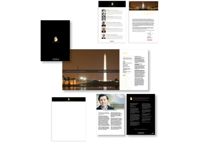 Executive Summit Collateral by GAF