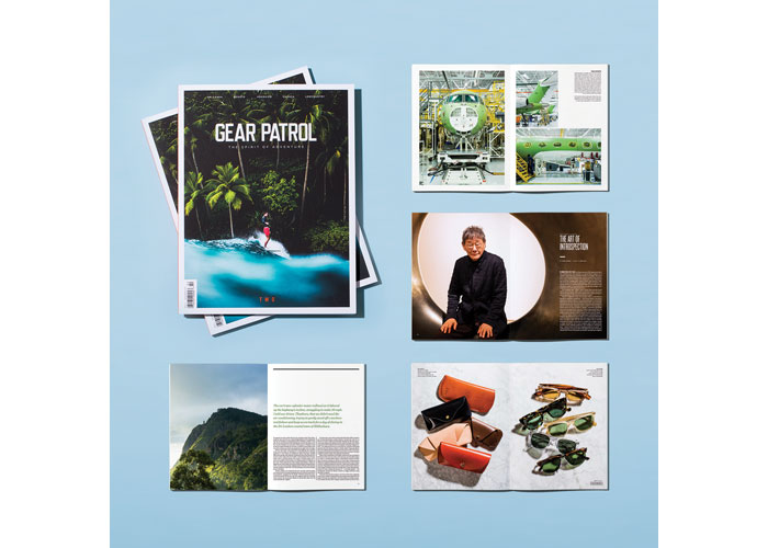 Gear Patrol Magazine: Issue 2 by Gear Patrol