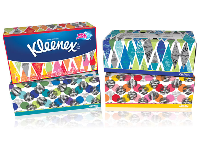 Kleenex Back-to-School - Target Specific by Kay James Design