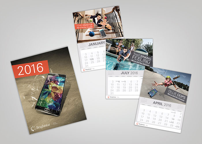 Brightstar Device Protection 2016 Calendar by Brightstar Device Protection