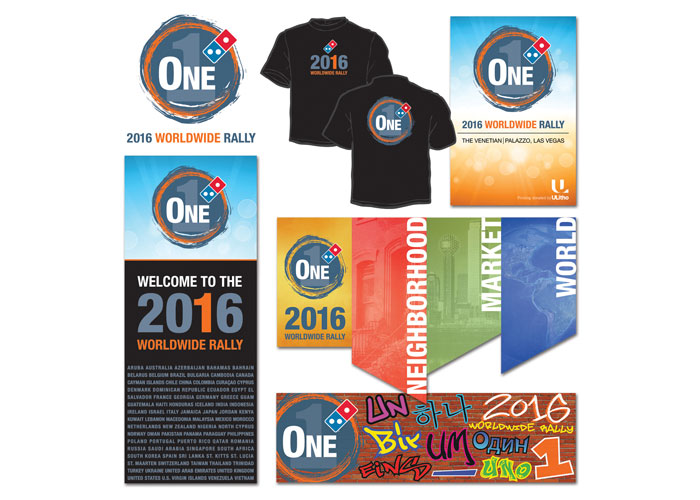 ONE - 2016 Worldwide Rally