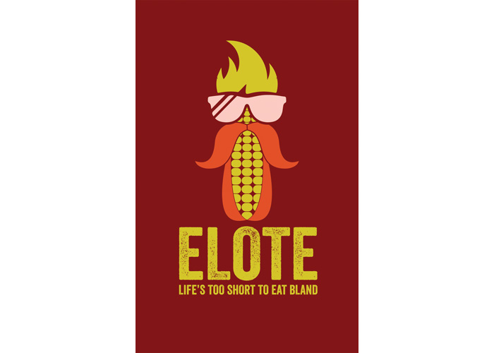 Elote Logo Design by BAD Creative