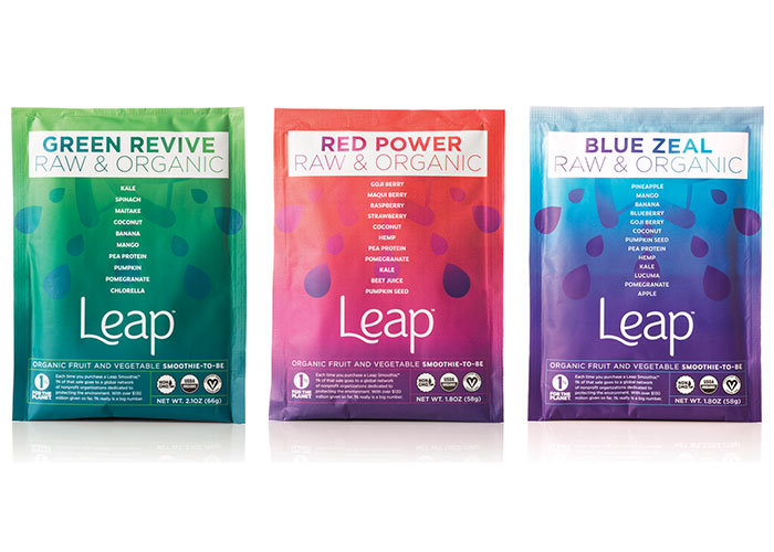 Leap Packaging by BexBrands