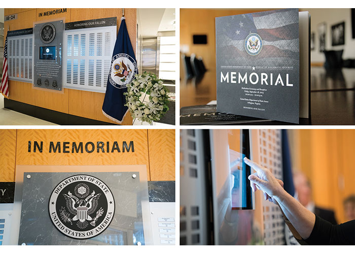 Diplomatic Security Law Enforcement Memorial Campaign