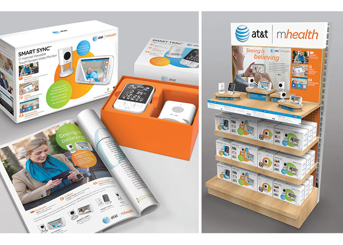 AT&T mhealth Branding