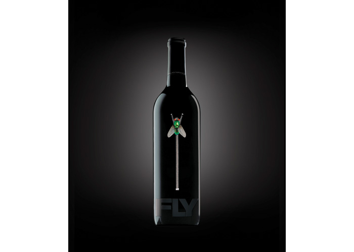 FLY WINE Packaging and Promotion by Wallace Church & Co.