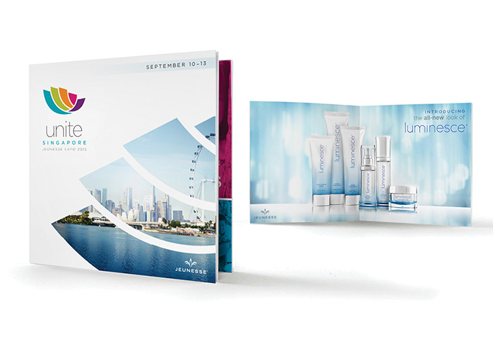 Unite Singapore Welcome Booklet by Jeunesse Global