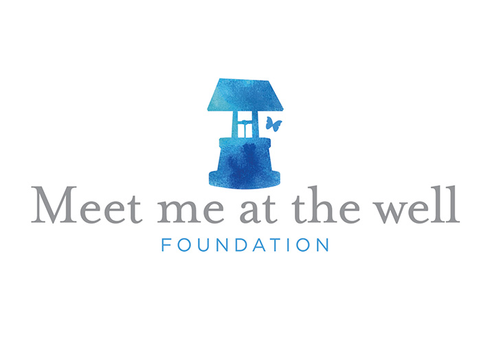 Meet me at the Well Foundation Logo