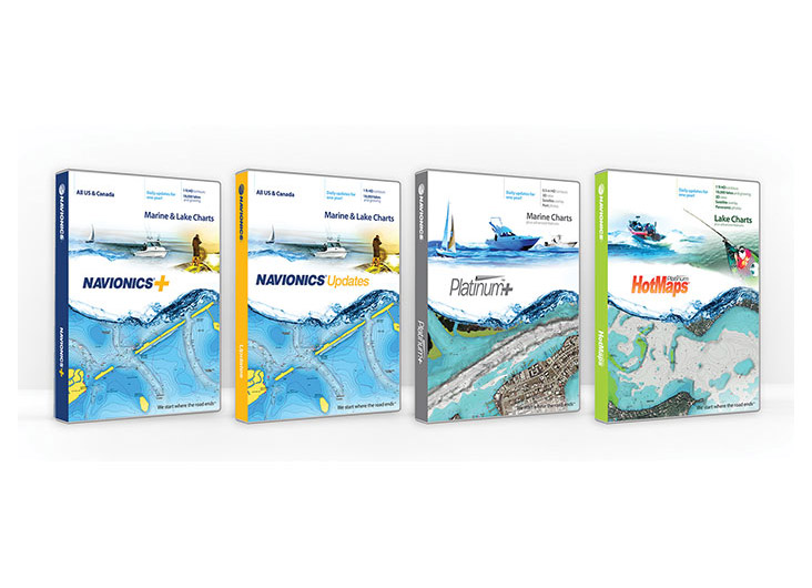 Navionics Package Design Series