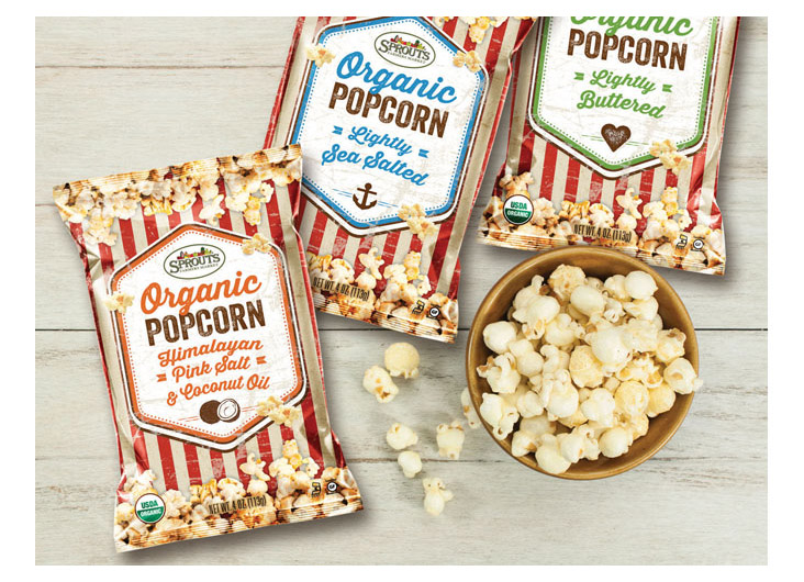 Sprouts Popcorn by Eighty Twenty