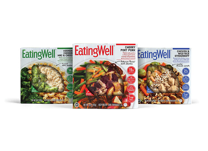 EatingWell™ Frozen Entrées by FAI Design Group