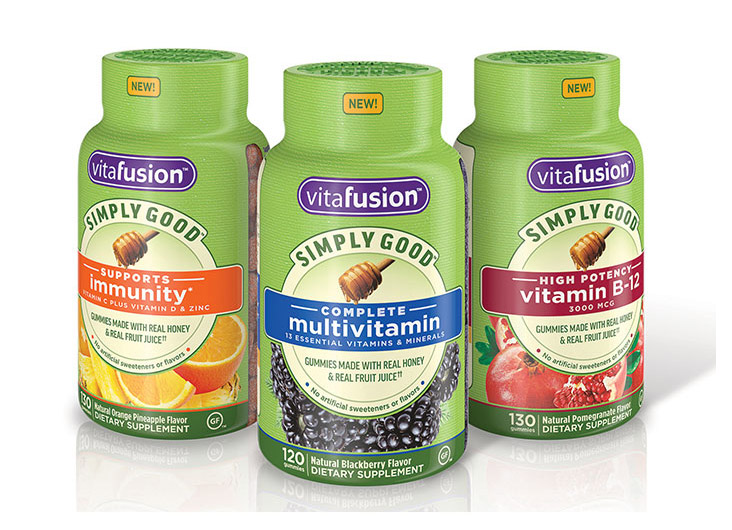 Vitafusion Simply Good by Colangelo CO3