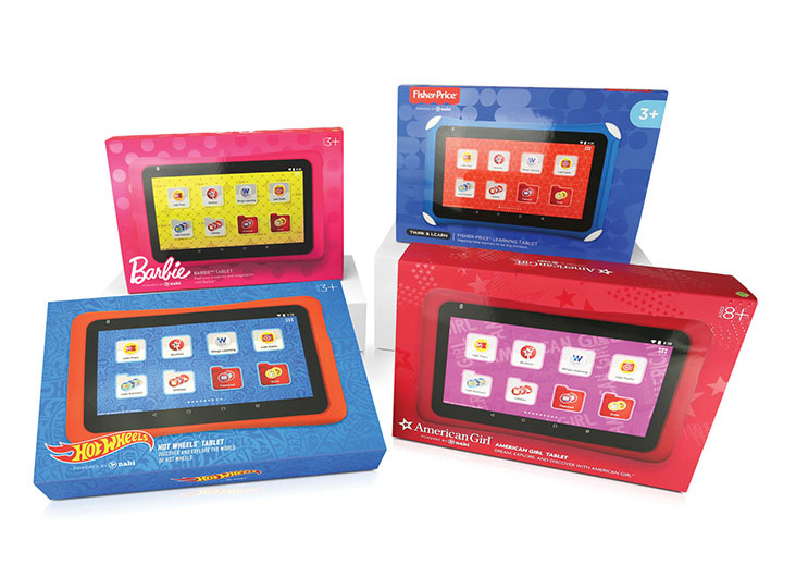 Title: Mattel Branded Tablets Powered By Nabi by Nabi/Mattel