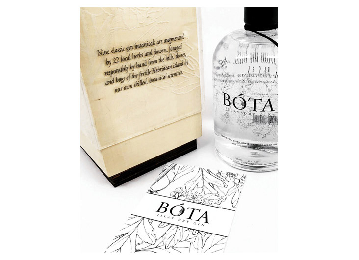 Bota Islay Dry Gin by Savannah College of Art & Design