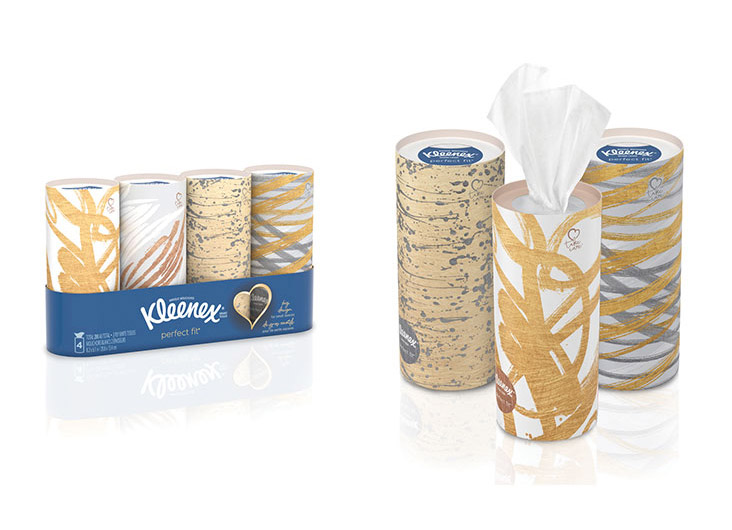 Kleenex Perfect Fit by Sterling Brands