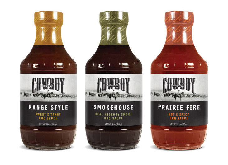 Cowboy Brand BBQ Sauce by Brand Zoo