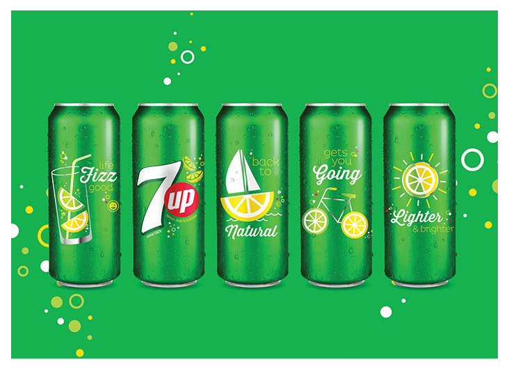 7Up Sip Up Summer Series by PepsiCo Design & Innovation