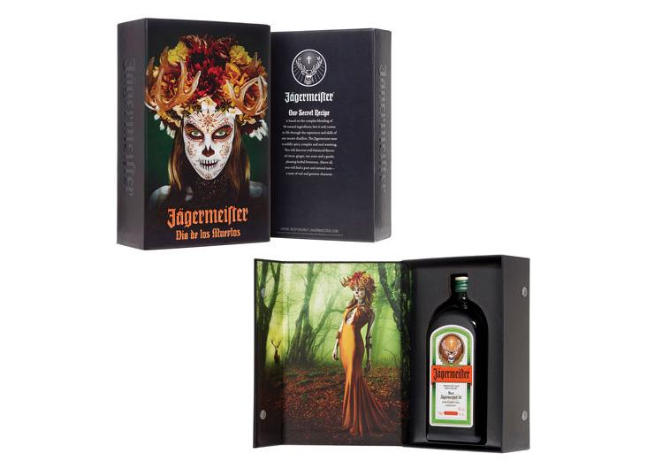 Dia de los Muertos Gift Carton by Jägermeister/Design Haus New