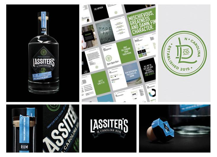 Lassiter's N. Carolina Rum by Tandemm