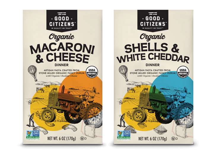 Good Citizens Mac N' Cheese by The Creative Pack
