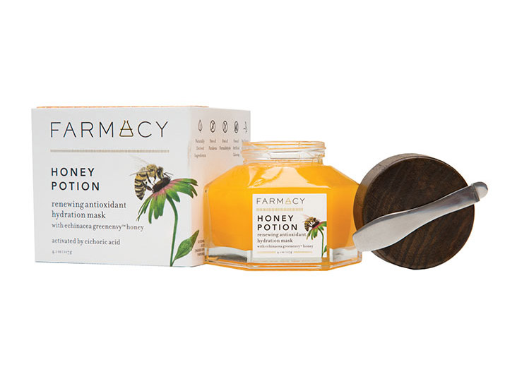 Honey Potion Renewing Antioxidant Hydration Mask by VP+C