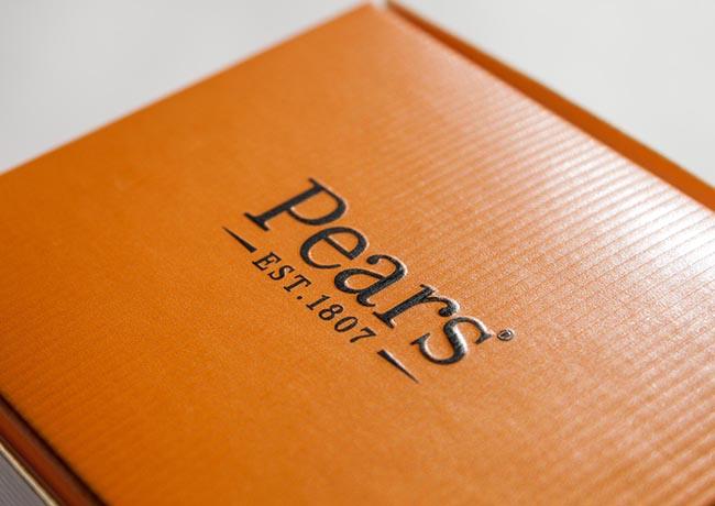 PEARS BOX DETAIL