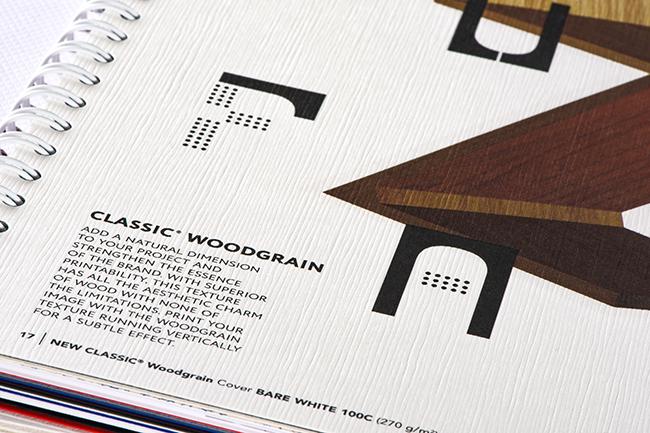 CLASSIC 4 - WOODGRAIN