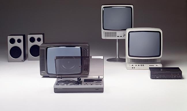 WEGA System 3000, design, engineering, and brand development (1969?1982). Photo: Courtesy of Hartmut Esslinger