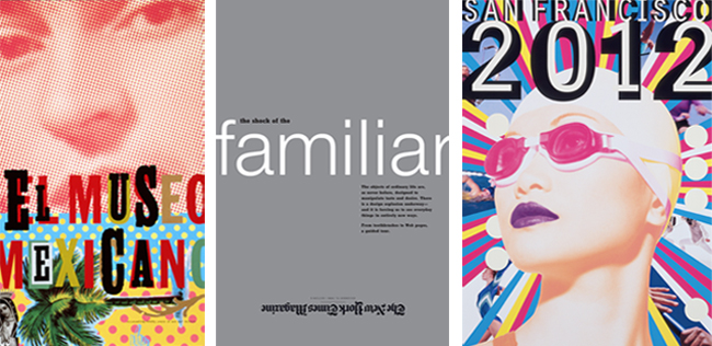 The Shock of the Familiar, a cover design for The New York Times Magazine that examines how design is inherent in all objects, yet is often invisible to the intended audience (1998). Photo: Morla Design