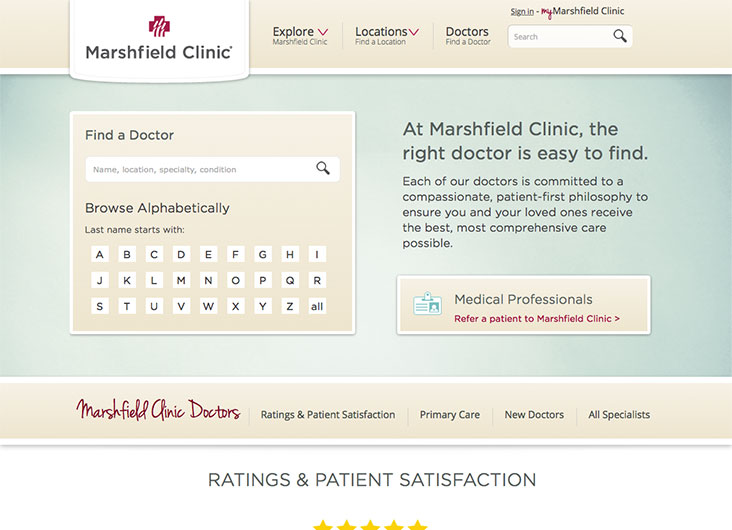 Provider Directory by Marshfield Clinic