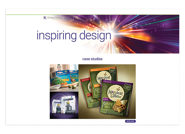 Design North Website by Design North